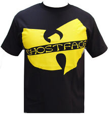 Wu-Tang Clan Ghostface Killah Wu Logo Merch T-shirt Shirt Merchandise Men's