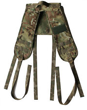 UKOM 6 Point Airborne PLCE Webbing Yoke - Colours include Crye Multicam / MTP