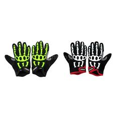 Men's Breathable Full Finger Gloves Outdoor Cycling Gloves Shockproof TC85