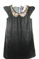 BNWT Next Beautiful Black Girls Velvet Party Dress 5-6 yrs