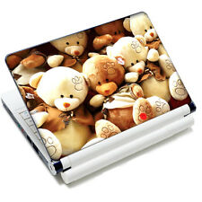 "Cute Bears Vinyl Decal Sticker Cover Skin For 12"" 13"" 14"" 15"" 15.4"" 15.6"" Laptop"