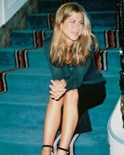 JENNIFER ANISTON LEGGY CANDID COLOR PHOTO OR POSTER