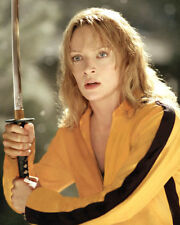 UMA THURMAN COLOR KILL BILL SWORD PHOTO OR POSTER