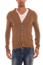 OBVIOUS BASIC SWEATER Cardigan -45% Man Beiges OBW14154M111-20