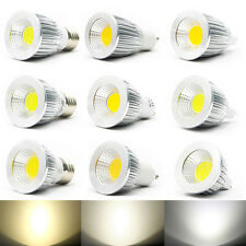 E27/E14/GU10/MR16 Dimmable LED COB Spot Down Light Lamp Bulb 6/9/12W AC/DC 12V