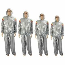 Unisex Exercise Gym Workout Slimmer Fitness Hat Sauna Sweat Suit Weight Loss