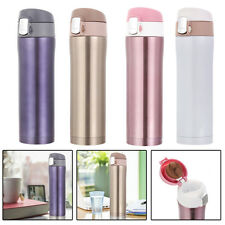 500ml Stainless Steel Insulated Thermos Vacuum Cup Coffee Mug Travel Bottle