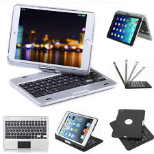 360 Rotating Stand Case Cover Wireless Bluetooth Keyboard for Apple iPad Mini