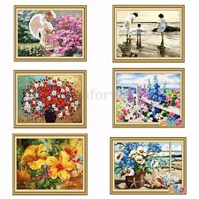DIY Paint By Number 16*20 Kit Angel Ballet Beach On Canvas Home Decor Acrylic