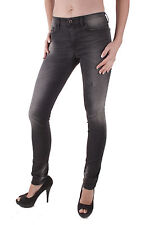 Diesel Ladies Jeans Trousers Skinny Skinzee 0607G Black #20