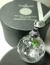 Waterford 2011 Times Square LOVE Ball Ornament, NEW/BOX