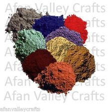 Bolgers Earth Pigment Powder 50g Colour Choice - For Art Craft & DIY Projects