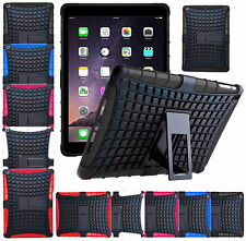 Shockproof Stand Heavy Duty Hard Military Survivor Case Cover For iPad 4, Mini 4