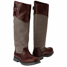 TOGGI WOMENS HOUSTON COUNTRY BOOTS - NEW LADIES CASUAL LEATHER WALKING BOOT