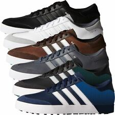 *NEW FOR 2017* ADIDAS GOLF Adicross V Funky Spikeless Mens Shoes - Wide Fitting