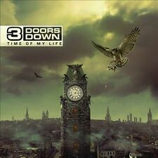 3 DOORS DOWN-TIME OF MY LIFE CD NEW