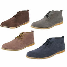 Mens Northwest suede leather ankle boots COLORADO