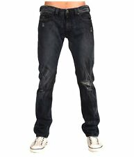 Diesel Jeans Thanaz 8V9 Slim-Skinny Fit Straight Leg 008V9