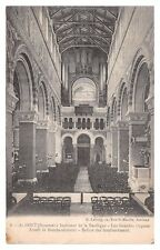 Albert, Somme - Les Grandes Orgues, organ before WW1 destruction - postcard