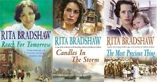 RITA BRADSHAW ___ 3 BOOK SET __  BRAND NEW ___ FREEPOST UK