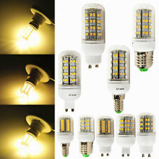 G9/E14/E27/GU10 4W 5W 6W 200-240V Warm White SMD LED Spot Corn Light Bulb Lamp