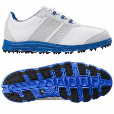 FOOTJOY JUNIOR SUPERLITES CT WATERPROOF SPIKELESS GOLF SHOES -NEW KIDS BOYS 2015