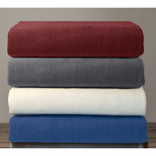 Hotel Luxury Cotton Thermal Blanket