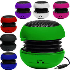 3.5mm Rechargeable Mini Portable Capsule Speaker for Various Mobile Phones