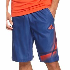 Mens ADIDAS TSONGA ADIZERO BERMUDA TENNIS Athletic SHORTS CLIMACOOL Retail $50