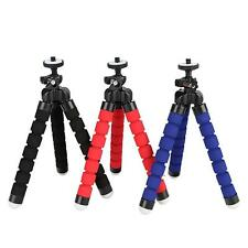 New Octopus Sponge Soft Flexible Tripod Stand For Digital Camera Video Camcorder