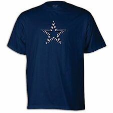 Dallas Cowboys Navy Logo Premier T-Shirt by Reebok - Navy