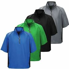 SALE! Proquip Ultralite 1/2 Sleeve Wind Top Mens Golf Windshirt /Water Repellent