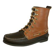 Sperry A/O 7 Eye Mens Leather Boots / Shoes - 10509745 - See Sizes