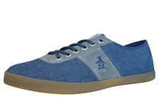 Penguin Jack Mens Trainers / Shoes - Dark Blue 412 - See Sizes