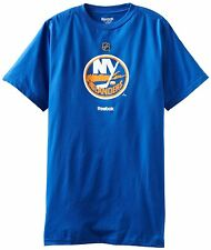 New York Islanders Primary Logo T-Shirt- Blue
