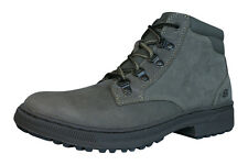 Skechers Denton Romolo Mens Leather Boots / Shoes - Taupe - 62971 See Sizes