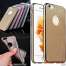 iPhone 6s Case Luxury Electroplating Soft TPU Cover For iPhone 5 5s SE 6 6s Plus
