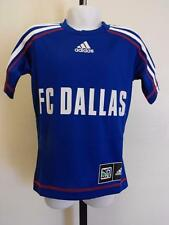 NEW MLS FC Dallas Youth Kids Toddler Sizes XS-L-XL (4-8-10/12) Adidas JERSEY