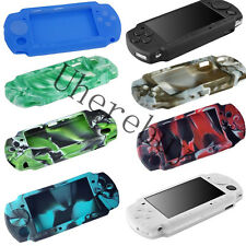 NEW Silicone Protective Rubber Skin Case Cover Fr Sony PSP 2000 3000 US Shipping