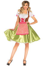 Darling Oktoberfest Greta Beer Girl Outfit Adult Costume