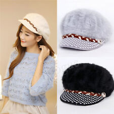 Fashion Womens Lady Winter Warm Knitted Crochet Slouch Baggy Beanie Hat Cap 147