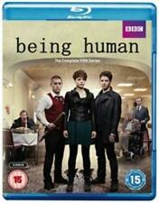 BEING HUMAN - SERIES 5 COMPLETE - BLU RAY - NEW / SEALED