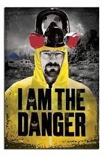 Breaking Bad I am The Danger Poster New - Laminated Available