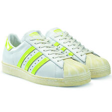 Adidas Originals Superstar 80S Trainers Shoes Trainers Leather II white