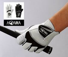 HONMA GOLF JAPAN NATURAL LEATHER MEN'S GLOVE (3 gloves) GL-3206