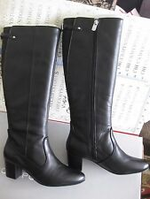 NIB   ROCKPORT Womens ROCKPORT V74672  PREMIUM LEATHER FASHION KNEE HIGH BOOT
