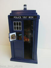 dr DOCTOR WHO flight control TARDIS 9TH 10TH 11TH FOR ACTION FIGURES BBC 22