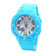 Casio Sport Baby-G  Ladies Analog-Digital Blue Watch BGA-170-2B