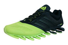 adidas Springblade Drive 2 Mens Running Sneakers / Shoes - Black - S84052
