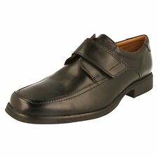 Mens Clarks Formal Slip On Shoes, Style Harp Roll -w
